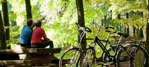 fiets vakantie hotel