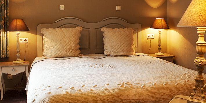 Voordelig overnachten op de veluwe hotel hof van putten - Kamer met douche in de kamer ...